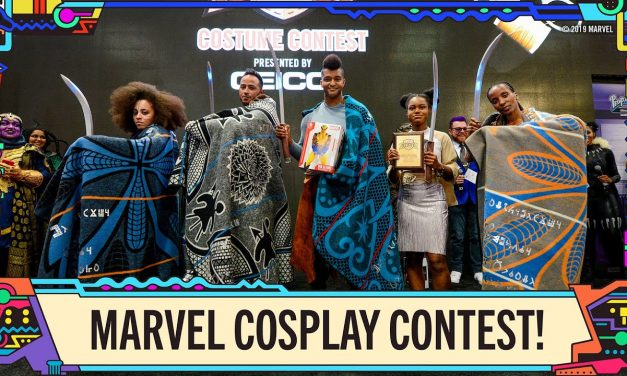Marvel Becoming Cosplay Contest LIVE at New York Comic Con 2019!