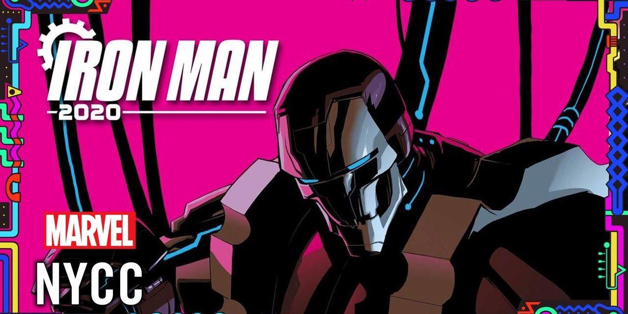 Talking IRON MAN in 2020 with Dan Slott! | Marvel LIVE @ NYCC!