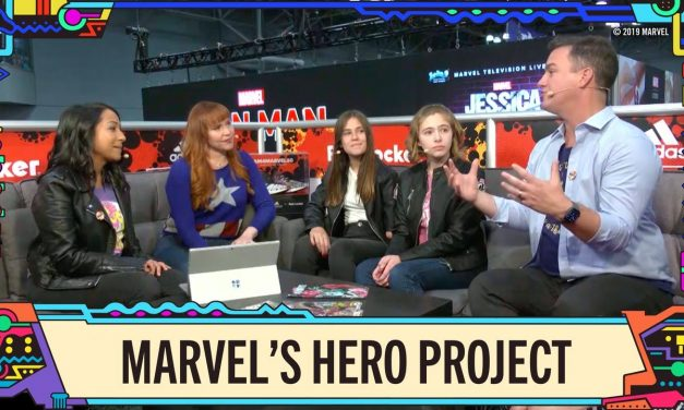The Inspiring Stars of Marvel's Hero Project | Marvel LIVE @ NYCC 2019!