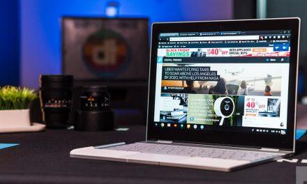 Amazon marks down the best premium Chromebook – Google Pixelbook – by $299