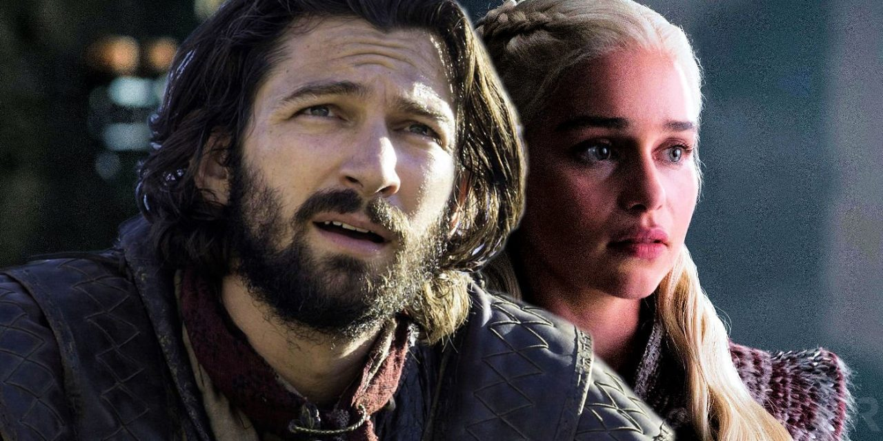 Game Of Thrones: What Happened To Daario Naharis After Daenerys Left Him