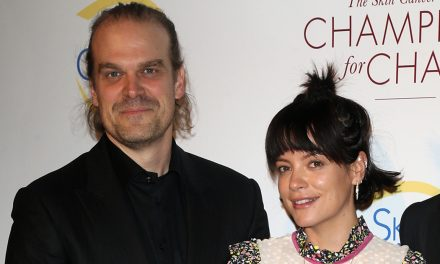 David Harbour and Lily Allen Hit Red Carpet Together in N.Y.C. After Revealing Romance