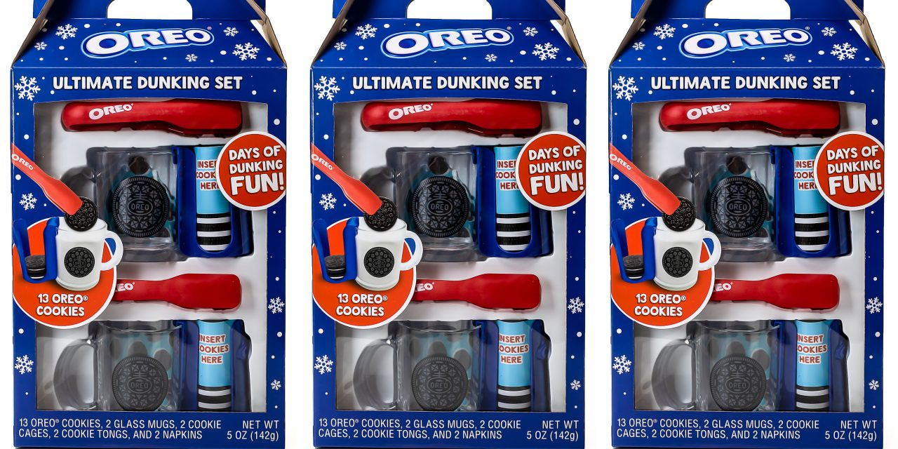 Oreo Dunk Sets Are Officially Heading Back to Stores