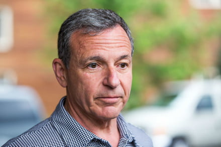 Disney CEO Bob Iger thinks you'll gladly pay more for Disney+ than Apple TV+