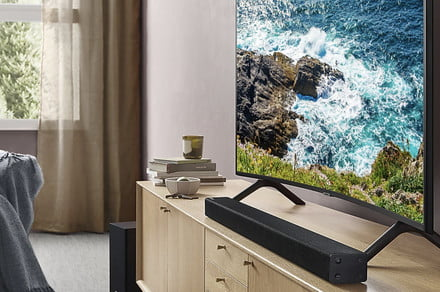 Walmart knocks $250 off one of Samsung's best 65-inch curved 4K TVs