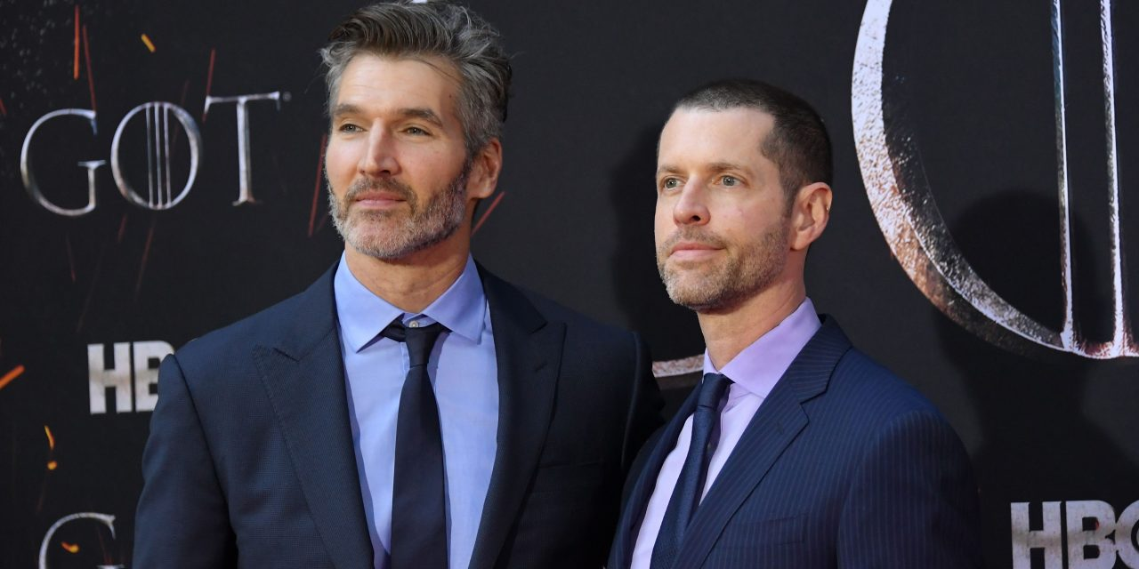 'Game of Thrones' showrunners Benioff and Weiss reportedly no longer working on 'Star Wars' trilogy