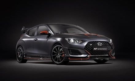 Hyundai upgrades its Veloster N with the best the aftermarket has to offer