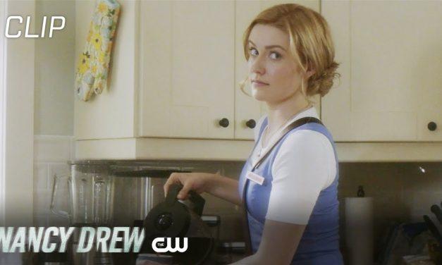 Nancy Drew | Season 1 Episode 4 | The Haunted Ring Scene | The CW