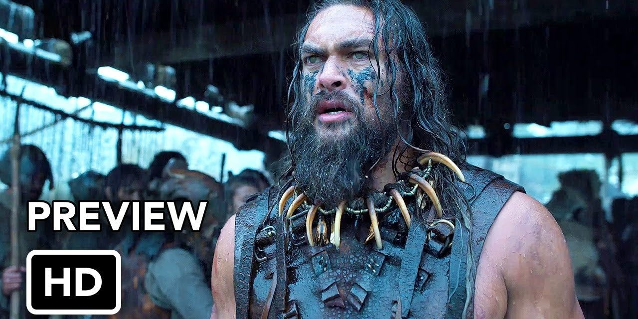 See First Look Preview (HD) Jason Momoa series