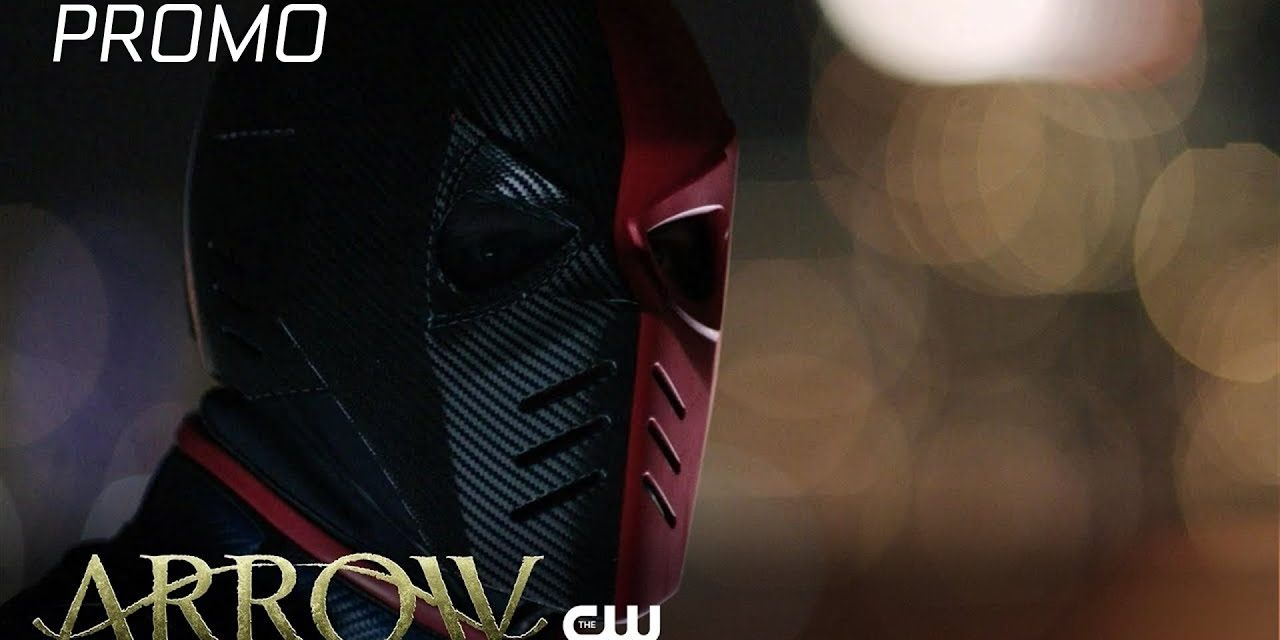 Arrow | Season 8 Episode 4 | Present Tense Promo | The CW