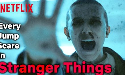 Every Jumpscare in Stranger Things | Netflix