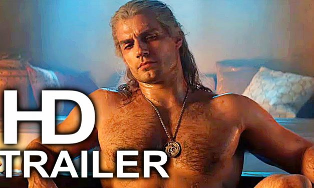 THE WITCHER NETFLIX Trailer #2 NEW (2019) Henry Cavill Series HD