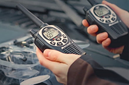 Stay connected in the backcountry with the best walkie-talkies for 2019