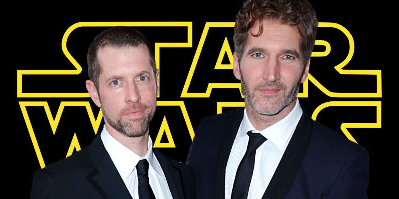 Star Wars Trilogy From Game Of Thrones Creators Cancelled