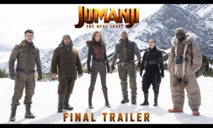 JUMANJI: THE NEXT LEVEL – Final Trailer (HD)