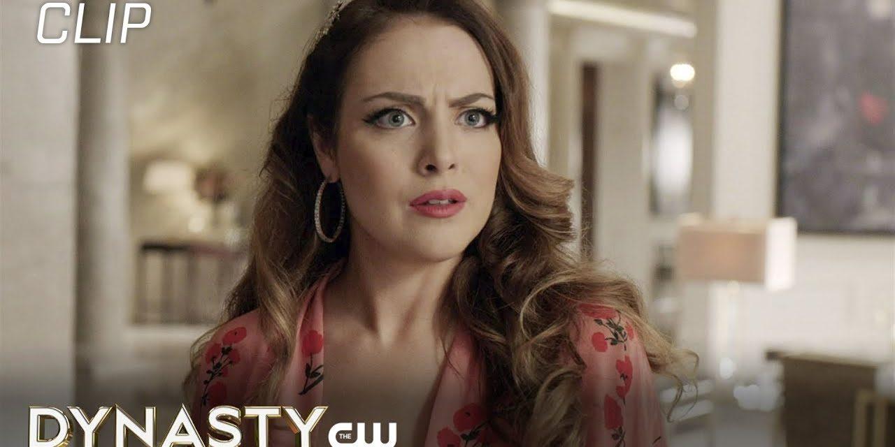 Dynasty | Season 3 Episode 4 | Something Desperate Scene | The CW