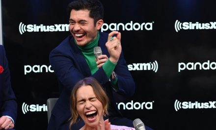 Emilia Clarke & Henry Golding Reveal What Happened When They First Met!