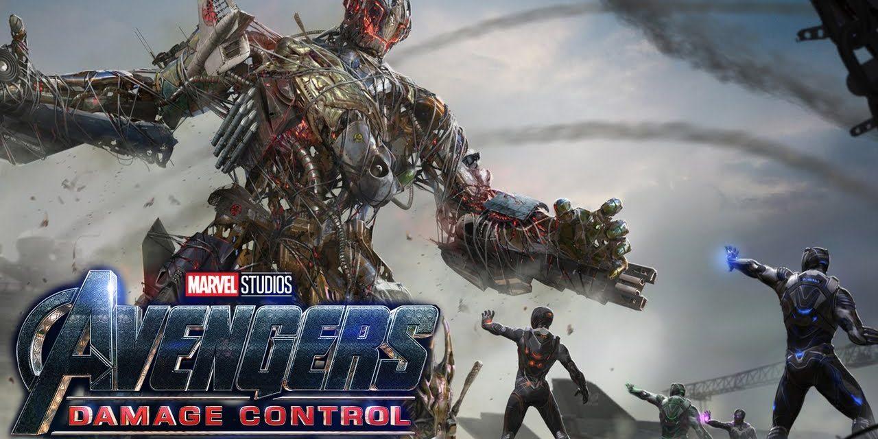 Marvel Studios' Avengers Damage Control   Behind the Scenes!