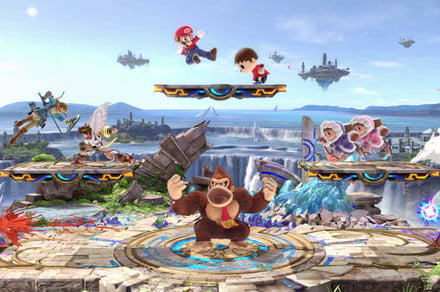 Super Smash Bros. Ultimate earns title of best-selling fighting game in history