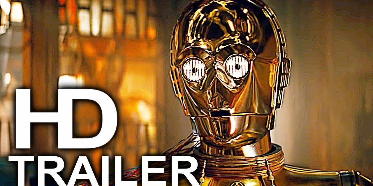 STAR WARS 9 One Last Look Trailer NEW (2019) The Rise Of Skywalker Movie HD