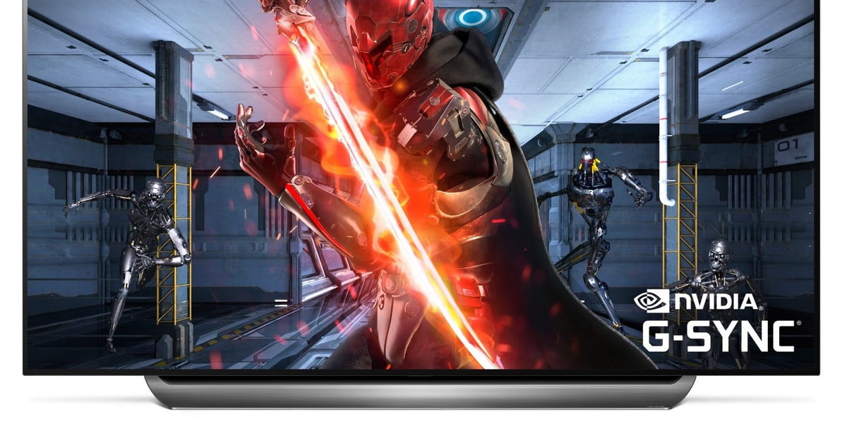 LG OLED TVs just became the best TVs for gaming with Nvidia G-Sync support