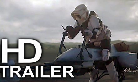 STAR WARS THE MANDALORIAN Trailer #3 NEW (2019) Series HD