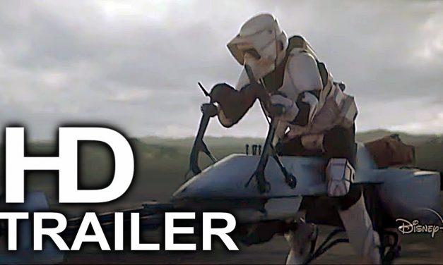 STAR WARS THE MANDALORIAN Trailer #3 NEW (2019) Series HD
