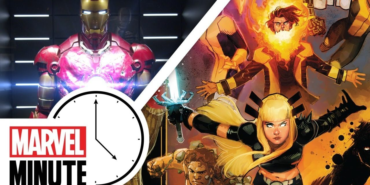 NEW MUTANTS, New Marvel Podcasts, and more! | Marvel Minute
