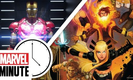 NEW MUTANTS, New Marvel Podcasts, and more!   Marvel Minute