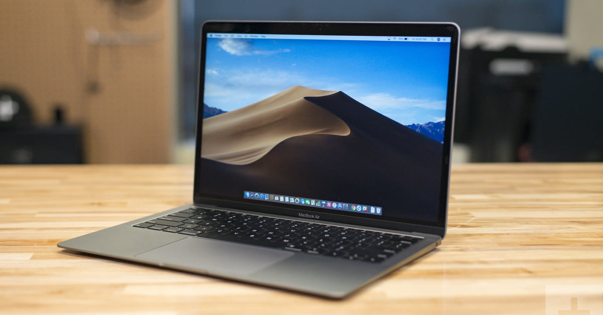 The new Apple MacBook Air is at its best price with these Amazon deals