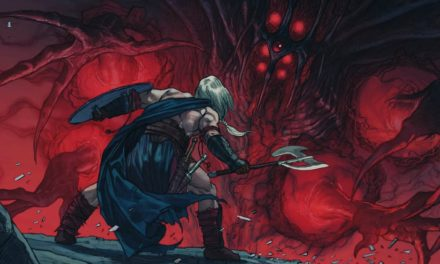THE LAST GOD: Meet The Ancient Deities of DC's New Fantasy Epic