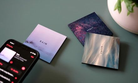 Muse Blocks gives you a physical way to play your digital music