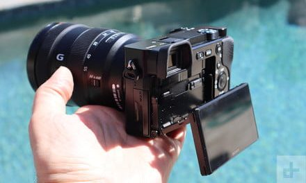 Sony A6100 review: A great camera under $1,000