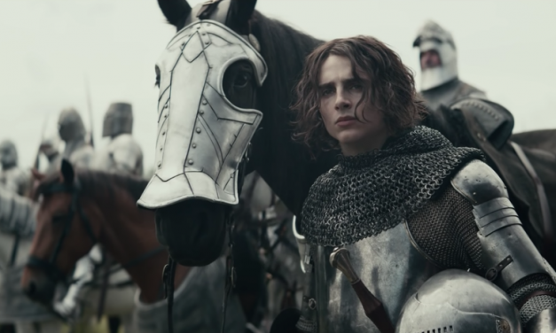 Netflix's 'The King' Is Like a 'Game of Thrones' Movie, and Timothée Chalamet Is Basically Jon Snow