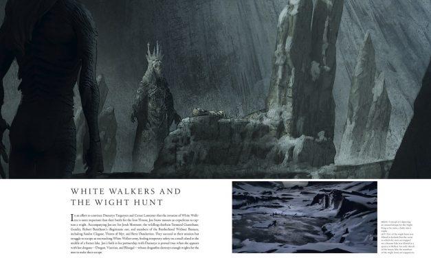 Game of Thrones: Original Night King Design Revealed