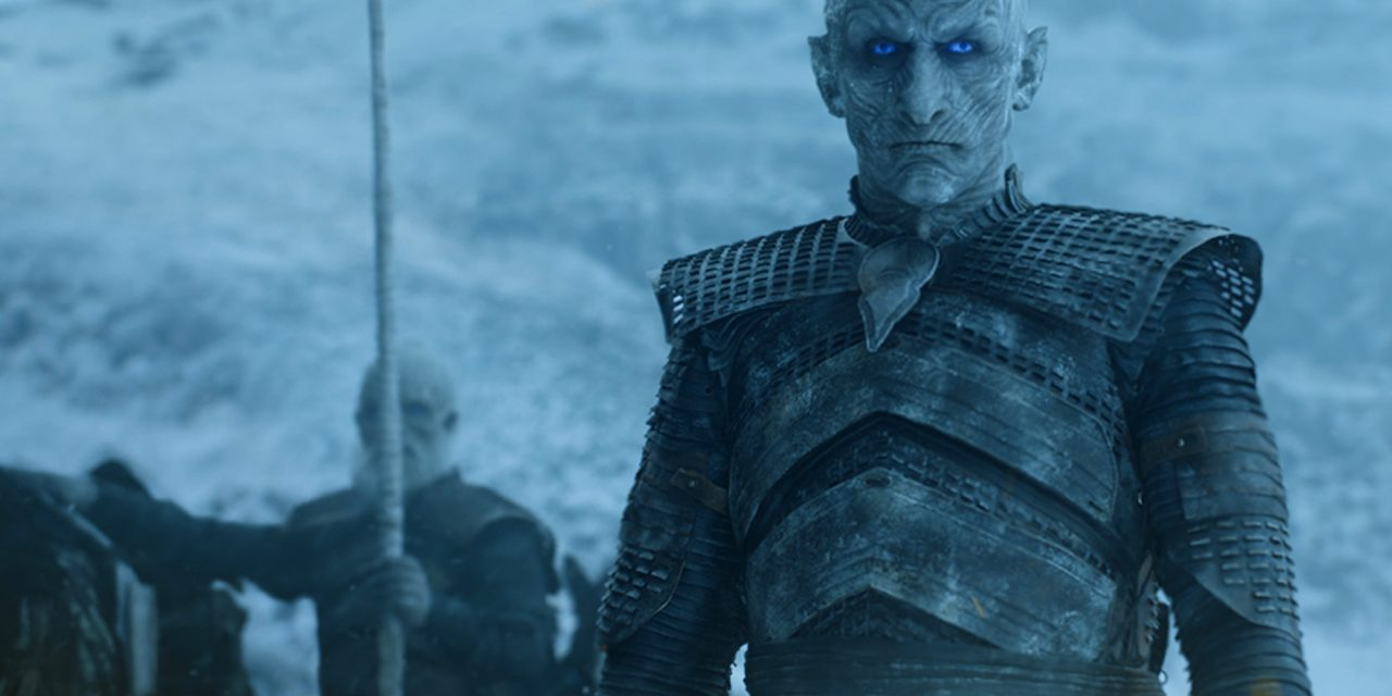 'Game Of Thrones': see what the Night King was originally going to look like
