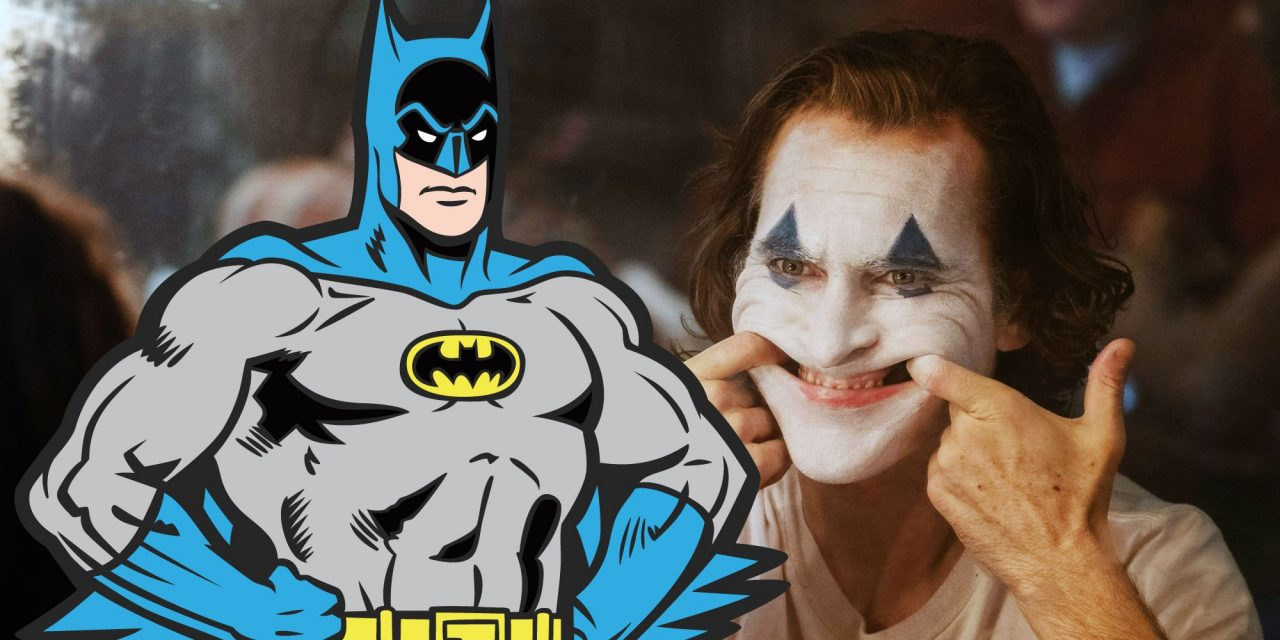 Is Joker's Hidden Batman Easter Egg Real? | Screen Rant