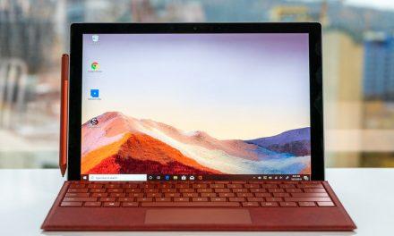 Apple MacBook Pro vs. Microsoft Surface Pro 7