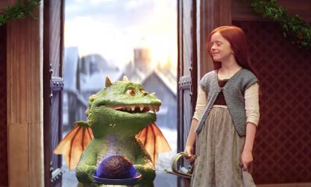 Beloved Annual Christmas Ad for British Department Store Features Too Sweet Little Dragon — Watch