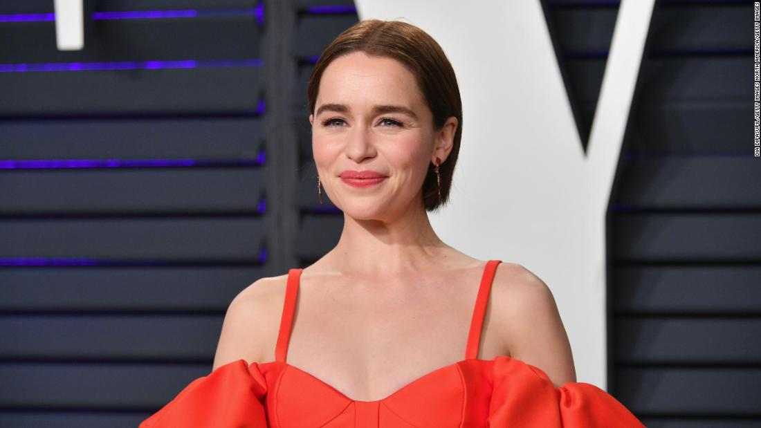 Emilia Clarke says she's been pressured to appear nude after 'Game of Thrones'
