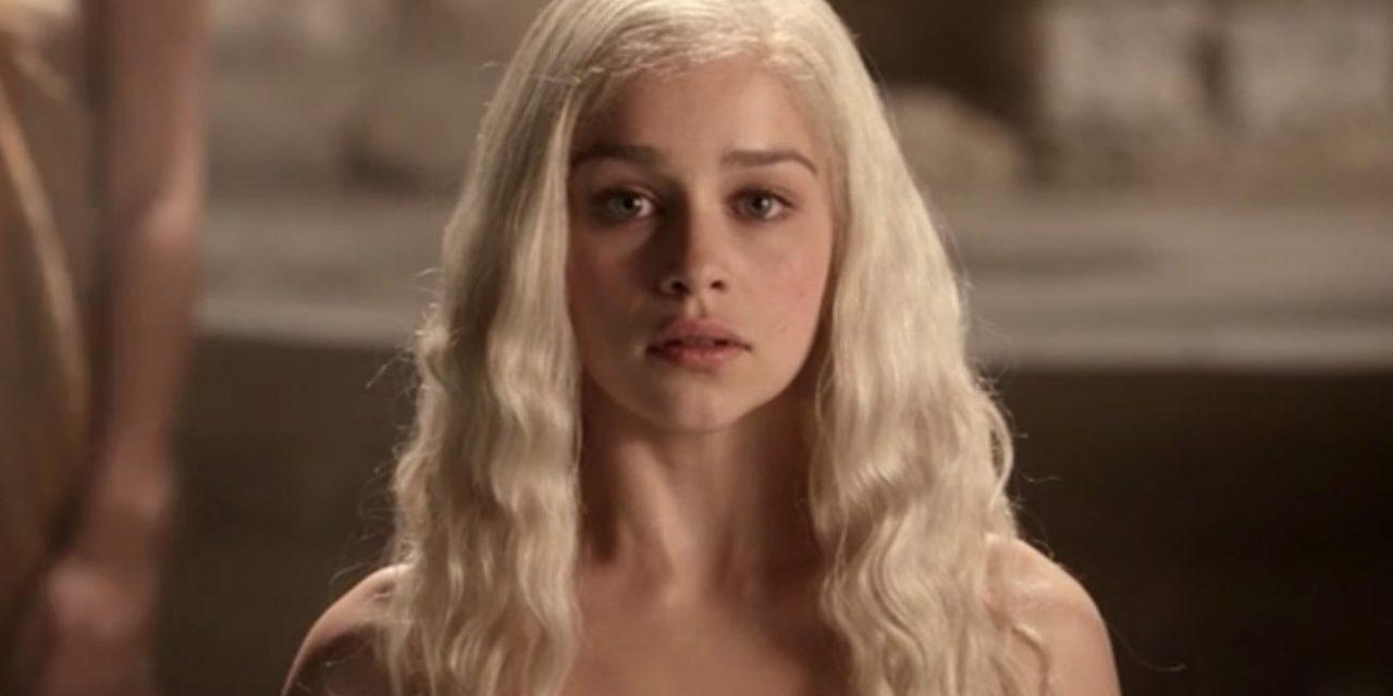 Game of Thrones' Emilia Clarke Says She Felt Pressured to Do Nude Scenes