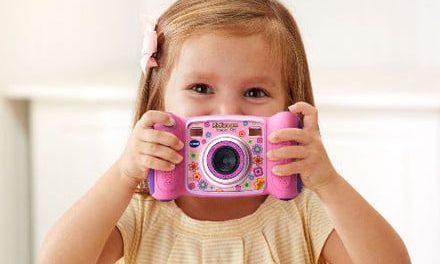 The best camera for toddlers – VTech KidiZoom – is on sale ahead of Black Friday