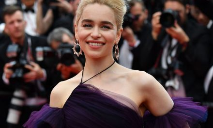 Emilia Clarke's nude scene pressure didn't come from 'Game of Thrones'