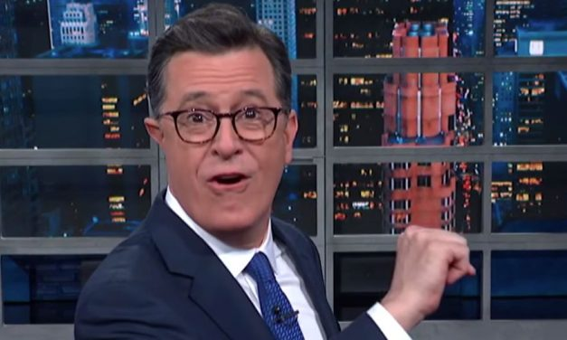 Stephen Colbert Goes Full 'Game Of Thrones' On Trump And The GOP
