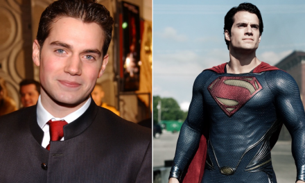 Henry Cavill says he was told he was too 'chubby' to play James Bond