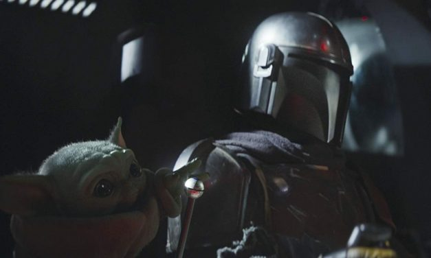 'Binge Mode: Star Wars': 'The Mandalorian' Chapter 3