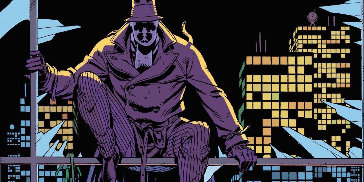 2003 Watchmen Movie Clip Reveals Rorschach & Nite Owl Actors