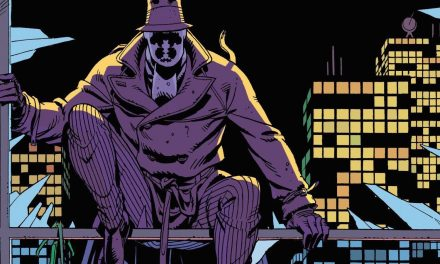 2003 Watchmen Movie Clip Reveals Rorschach & Nite Owl Actors