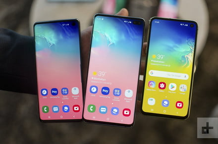 Behold the massive Black Friday Samsung Galaxy S10 deals at Best Buy