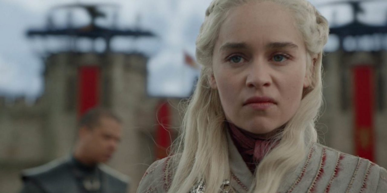 "'Game of Thrones' star Emilia Clarke pinpoints moment Daenerys decides to ""go into her cold-blooded side"""